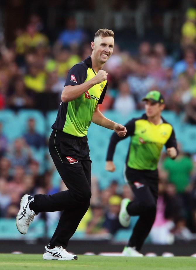 Billy Stanlake miss rest IPL fractured pinky finger Sunrisers Hyderabad Indian Premier League cricket