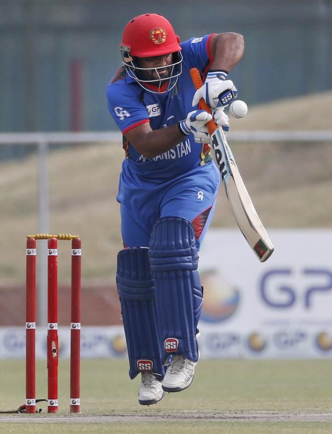 Mohammad Shahzad not following Virat Kohli diet Afghanistan India cricket