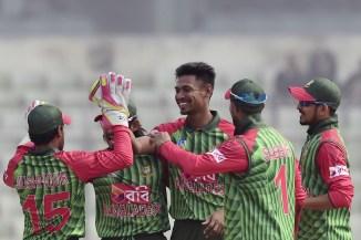 Mustafizur Rahman ruled out Afghanistan T20 series toe injury Bangladesh cricket