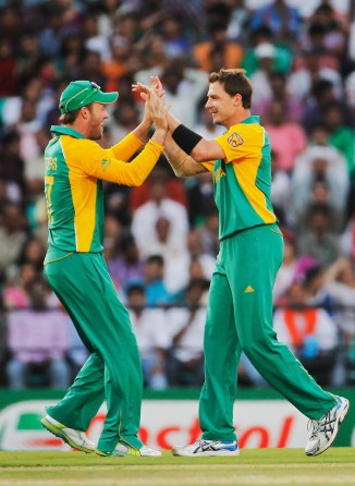 Dale Steyn tribute AB de Villiers retire international cricket South Africa Proteas