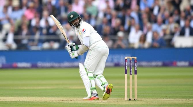 Azhar Ali 50 England Pakistan 1st Test Day 2 Lord's cricket