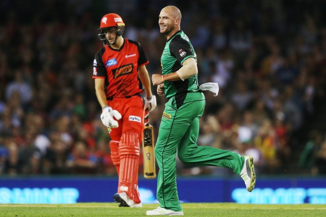 John Hastings signs one-year deal with Sydney Sixers Big Bash League BBL Australia cricket