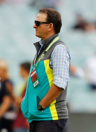 Mark Waugh step down national selector Australia cricket