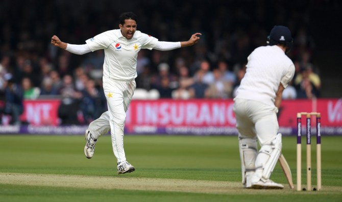 Mohammad Abbas four wickets England Pakistan 1st Test Day 1 Lord's cricket