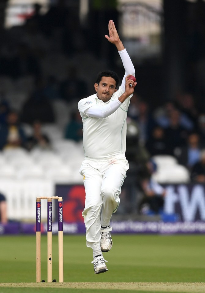 Pakistan seamer Mohammad Abbas said people often talk about his pace
