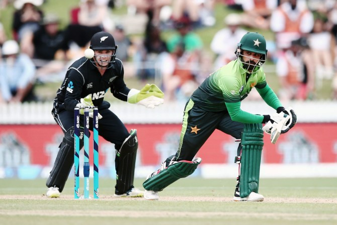 Mohammad Hafeez ready for 2019 World Cup Pakistan cricket