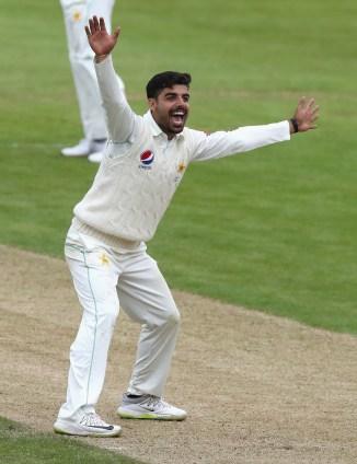 Shadab Khan determined shine Yasir Shah absence Pakistan Ireland England Test series cricket