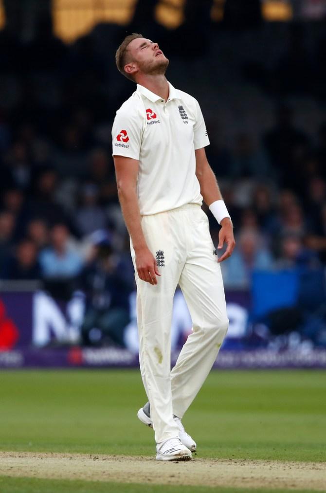 Michael Vaughan drop Stuart Broad for 2nd Test Pakistan Headingley for Chris Woakes England cricket
