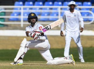 Kusal Mendis 94 not out West Indies Sri Lanka 1st Test Day 4 Trinidad cricket