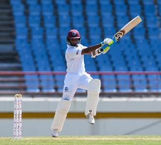 Shane Dowrich 55 West Indies Sri Lanka 2nd Test Day 3 St Lucia cricket