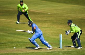 Rohit Sharma 97 Ireland India 1st T20 Dublin cricket
