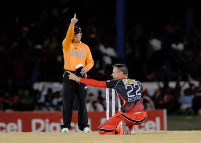 Johan Botha Guyana Amazon Warriors head coach Caribbean Premier League CPL cricket