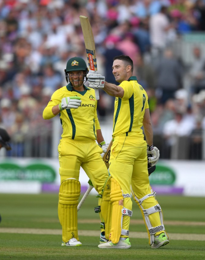 Shaun Marsh 101 England Australia 4th ODI Durham cricket