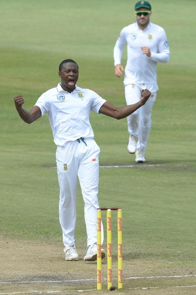 Kagiso Rabada six awards Cricket South Africa award ceremony cricket