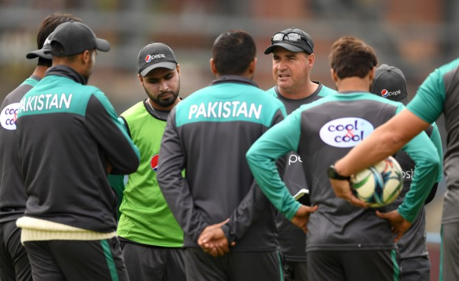 Najam Sethi impressed Mickey Arthur head coach Pakistan cricket