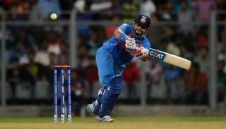 Suresh Raina called up replace Ambati Rayudu India squad ODI series England cricket