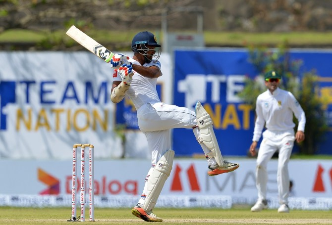 Danushka Gunathilaka suspended all forms of international cricket Sri Lanka cricket