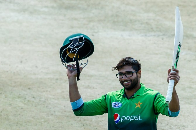 Imam-ul-Haq 110 Zimbabwe Pakistan 5th ODI Bulawayo cricket