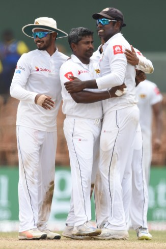 Rangana Herath six wickets Sri Lanka South Africa 2nd Test Day 4 Colombo cricket