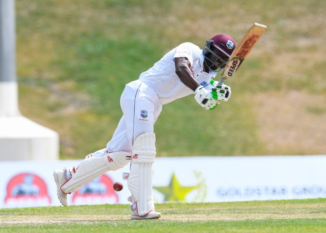 Devon Smith 58 West Indies Bangladesh 1st Test Day 1 Antigua cricket