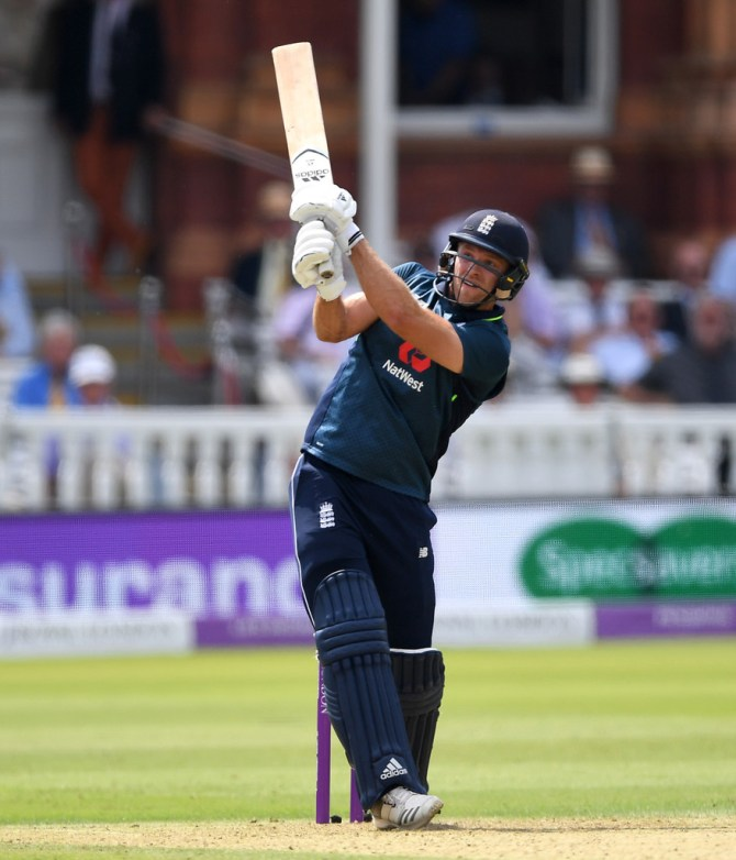 David Willey 50 not out England India 2nd ODI Lord's cricket