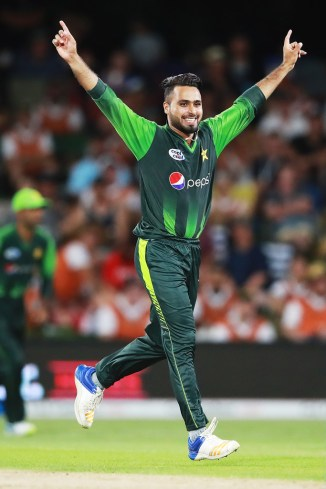 Faheem Ashraf five wickets Zimbabwe Pakistan 3rd ODI Bulawayo cricket