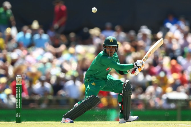 Umar Akmal training working hard to regain place in national team Pakistan cricket