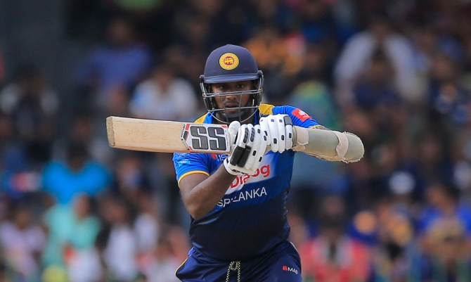 Angelo Mathews 97 Sri Lanka South Africa 5th ODI Colombo cricket