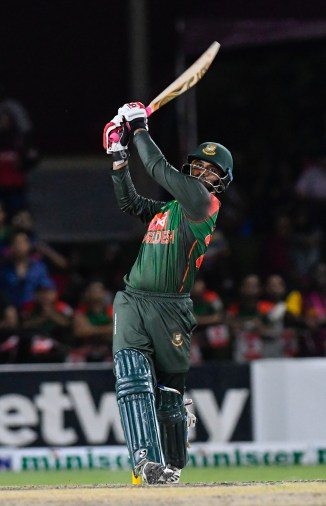 Tamim Iqbal 74 West Indies Bangladesh 2nd T20 Lauderhill Florida cricket