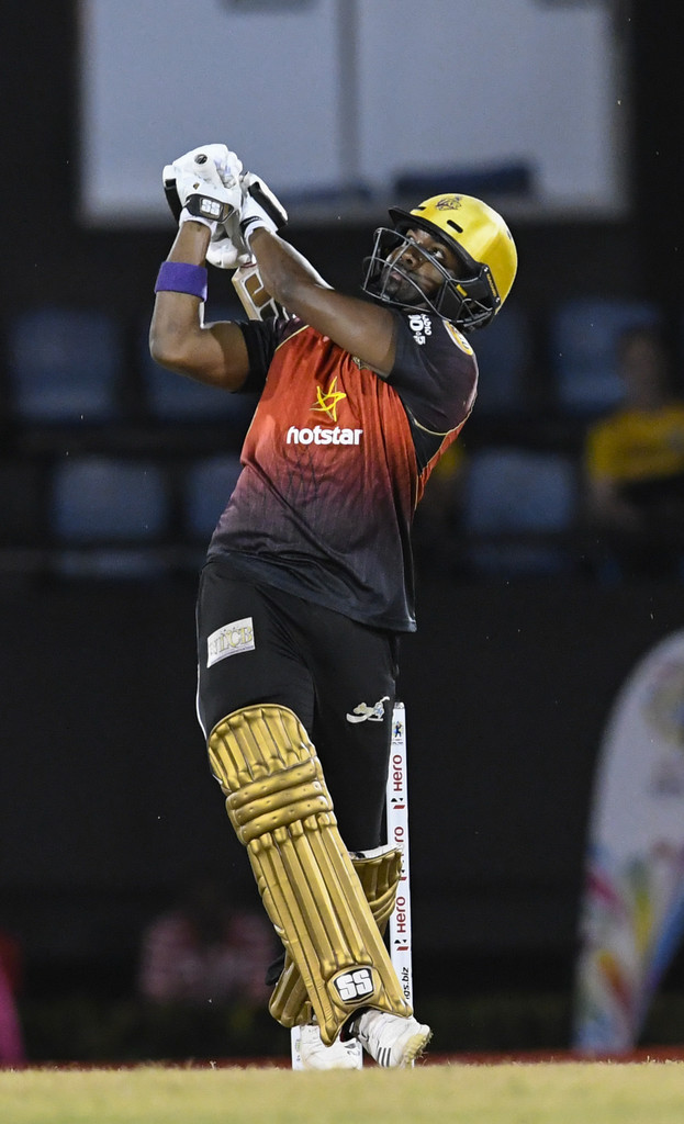 Darren Bravo 94 not out Trinbago Knight Riders St Lucia Stars Caribbean Premier League CPL cricket