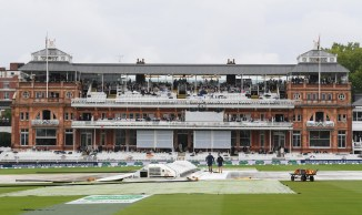 Rain washes out 1st day of 2nd Test at Lord's England India cricket