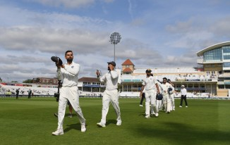 India beat England 203 runs 3rd Test Day 5 Nottingham cricket