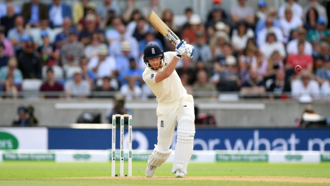 Jonny Bairstow 70 England India 1st Test Day 1 Edgbaston cricket