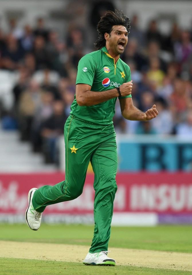 Mohammad Irfan joins Barbados Tridents replace Junaid Khan Caribbean Premier League Pakistan cricket