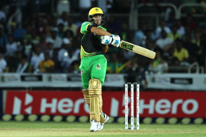 Ross Taylor 51 Jamaica Tallawahs St Kitts and Nevis Patriots Caribbean Premier League CPL cricket