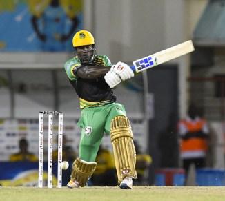 Rovman Powell 64 Jamaica Tallawahs St Lucia Stars Caribbean Premier League CPL cricket