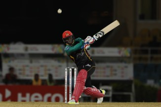 Devon Thomas 58 St Kitts and Nevis Patriots Trinbago Knight Riders Caribbean Premier League CPL cricket