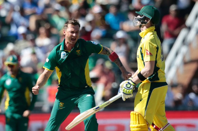 Makhaya Ntini glad Dale Steyn still in South Africa's ODI plans Proteas cricket