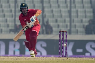 Brendan Taylor Craig Ervine Sean Williams return Zimbabwe squad tours of South Africa Bangladesh cricket