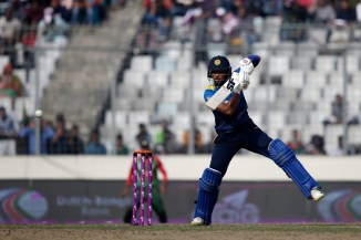 Dinesh Chandimal likely miss Asia Cup fractured finger Sri Lanka cricket