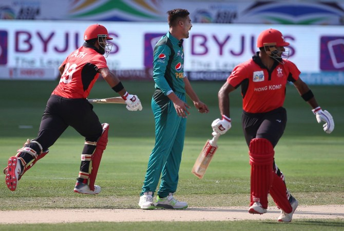 Usman Khan confident Mohammad Amir will start taking more wickets Pakistan Asia Cup cricket