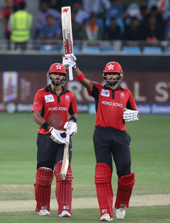 Nizakat Khan 92 Anshuman Rath 73 India Hong Kong Asia Cup Dubai cricket