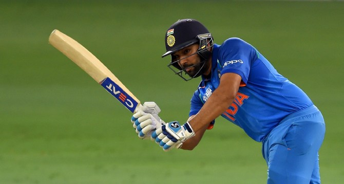 Rohit Sharma 83 not out India Bangladesh Asia Cup Super Four cricket