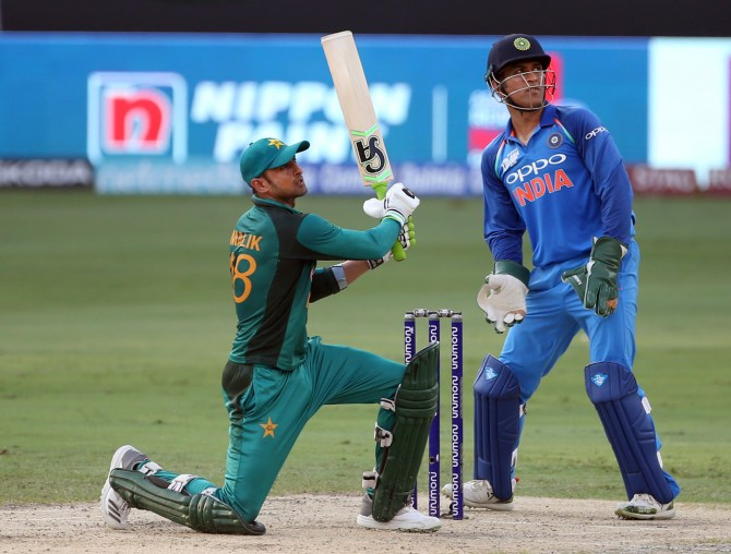 Shoaib Malik 78 India Pakistan Asia Cup Super Four cricket