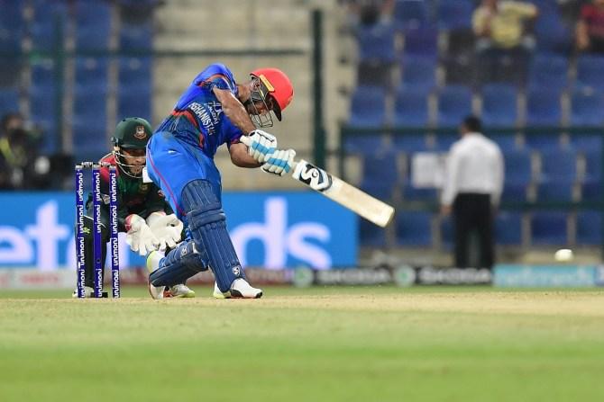 Hashmatullah Shahidi 71 Bangladesh Afghanistan Asia Cup Super Four cricket