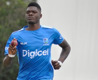 Alzarri Joseph ruled out Test series against India West Indies cricket