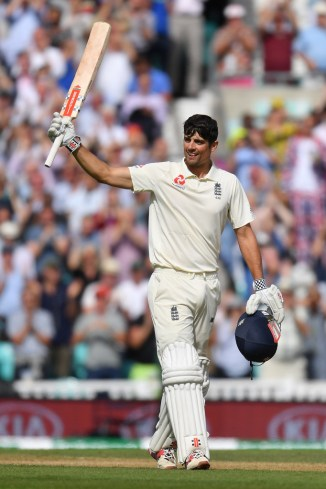 Mitchell Johnson praises Alastair Cook and calls him a champion Australia England cricket
