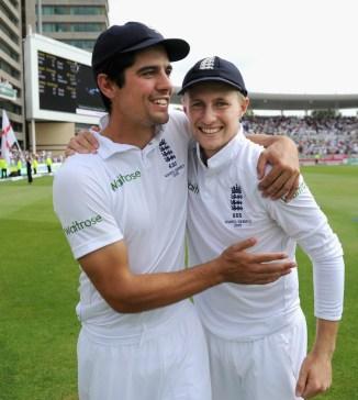 Joe Root praises Alastair Cook ahead of final Test England cricket