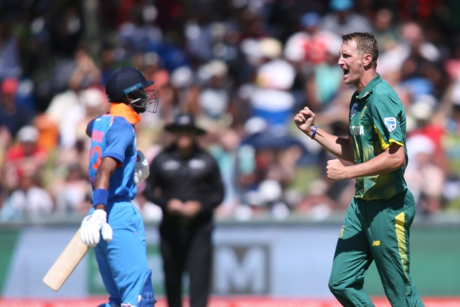 Chris Morris part of South Africa's World Cup plans Proteas cricket
