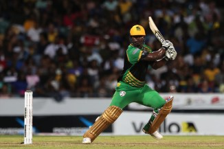 Johnson Charles 53 Jamaica Tallawahs Barbados Tridents Caribbean Premier League CPL cricket